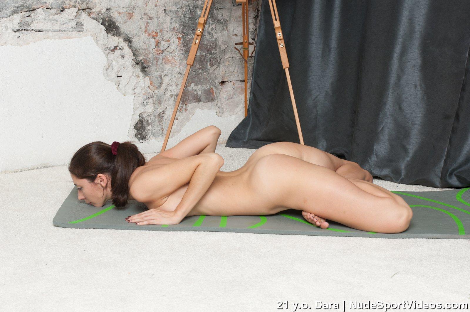 video sport nude